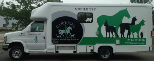 Our NEW Mobile Clinic!